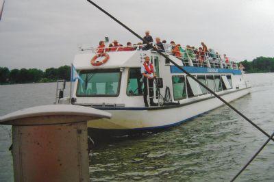 Ausflug II Schiffstour