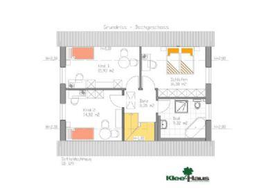 Planungsvorschlag Dachgeschoss