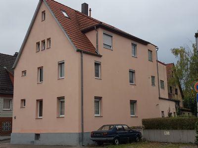 Haus hintere Ansicht