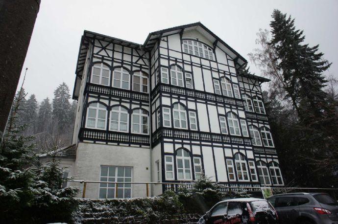 Wohnen im Grünen - 1-Zimmer-Apartment in Friedrichroda/Thüringen