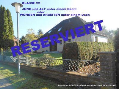 """STOPP !!! ----""""JUNG und ALT""""oder """"WOHNEN und ARBEITEN"""" unter einem Dach in OYTEN- Nähe Bremer Kreuz"""