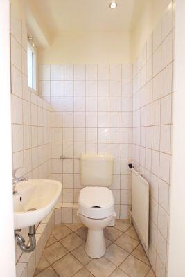 BLICK IN DAS GÄSTE-WC