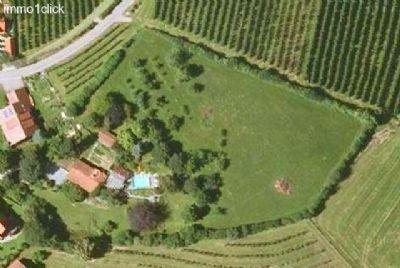 die Luftaufnahme des zu verkauf Landhaus am Bodens