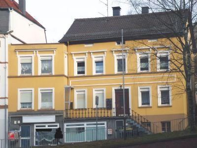 Achtung ! Kapitalanleger!  Wohnhaus mit 4 Wohnungen, 2 Appartments, 1 Ladenlokal u. 1 Lagerraum in Werdohl Stadtmitte