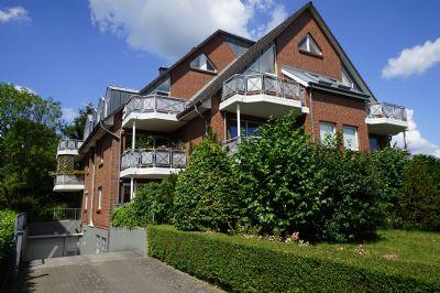 2-Zi.-Whg. mit West-Balkon, absolut ruhige Lage, Miete inkl. 1 Pkw-TG-Stellplatz