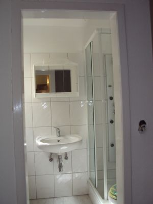Badezimmer - Wohnung UG