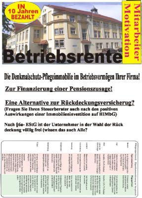 Betriebsrente Faltblatt 1