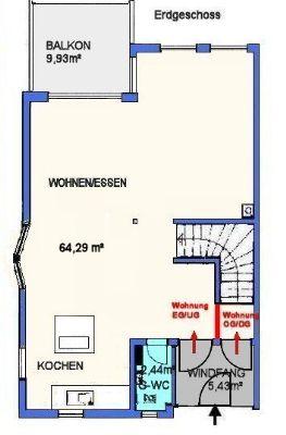 2 Wohnungen !!