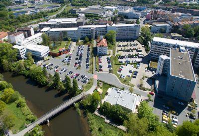 Luftbild Uferstadt