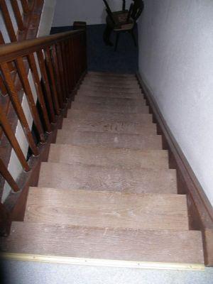 Treppe EG - 1.OG