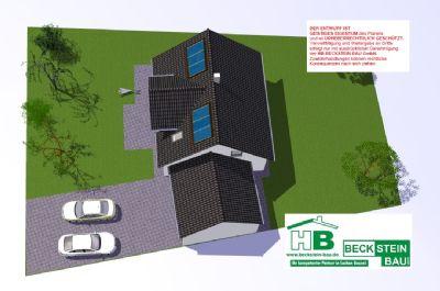 Haus 1 von oben