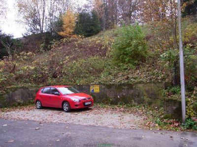 PKW-Parkplätze