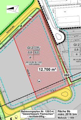 Lageplan 12.000 m²