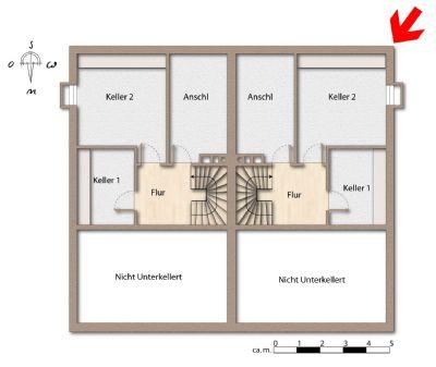 DH1 Kellergeschoss