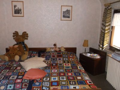Schlafzimmer 2 im 1.OG