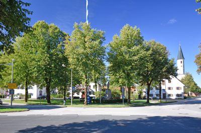 Ortszentrum Grasbrunn