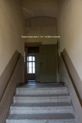 Treppenaufgang Fabrik