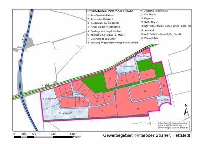 Hett Ritteröder Str. freie u. belegte Flächen 12.1