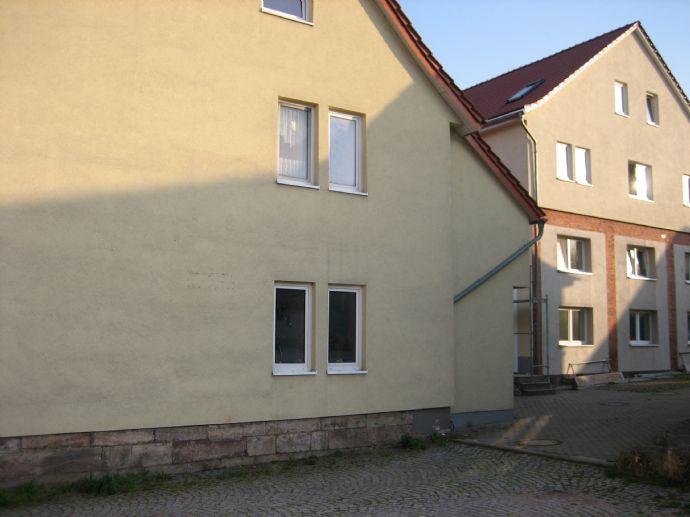 Schöne 1-Raumwohnung in Gräfenroda - provisionsfrei!