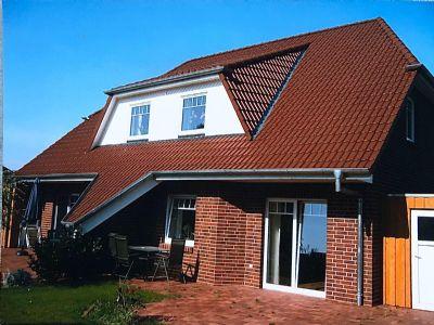 Doppelhaushälfte mit Garten in Nienburg/Holtorf