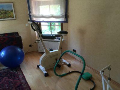 Fitness - oder Kinderzimmer