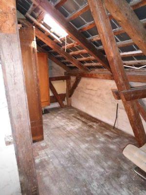 Dachboden/Gartenseite
