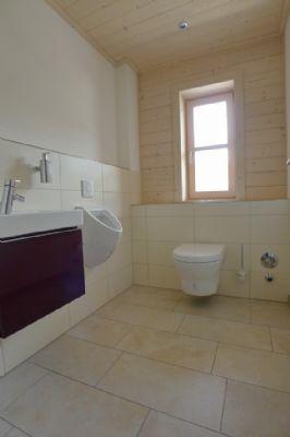 Toiletten im Erdgeschoss