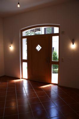 Die schöne Eingangstüre