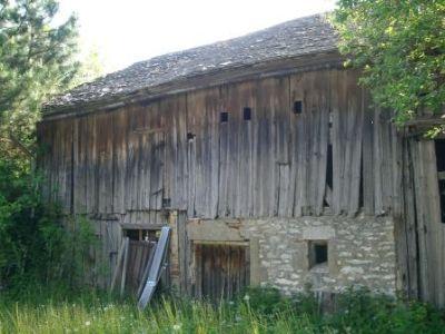Gut erhaltener Stadel von 1744