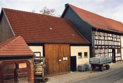 Das Mühlenmuseum in der Nachbarschaft