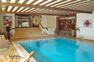 grosse Villa mit Schwimmbad, Sauna, SPA in Schoena