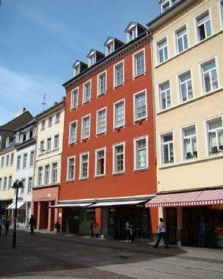 Heidelberg Ladenlokale, Ladenflächen