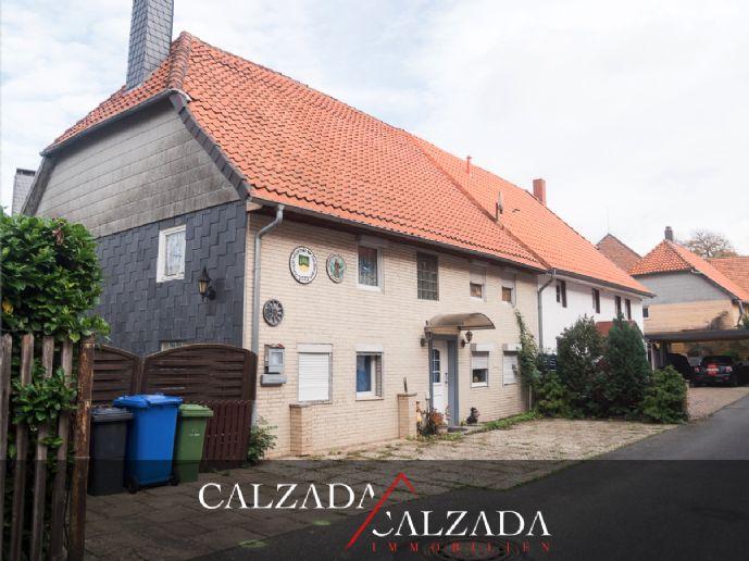 Zusammengelegtes Zweifamilienhaus â Renovierungsbedürftig - Bastlerhaus