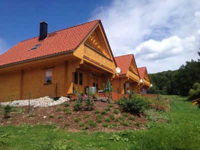 Blockhütte im Harz