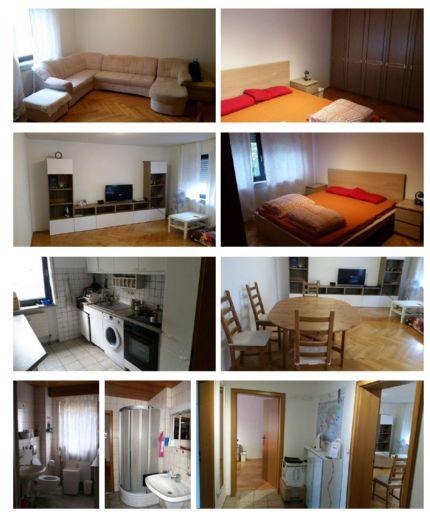 2-Zi.-Wohnung in Nürnberg zu vermieten