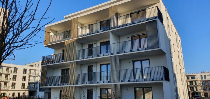 Erstbezug 2-Zimmerwohnung mit Wallbox in