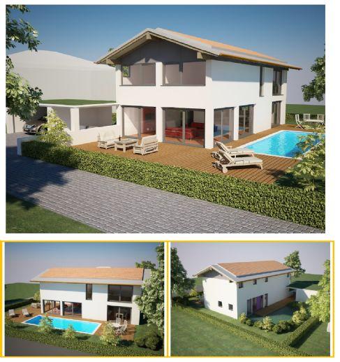Modernes Traumhaus in Hohenbrunn-Riemerling in sehr schöner und ruhiger Lage
