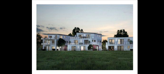 Erstbezug exklusive 2-Zimmer-Wohnung mit Terrasse