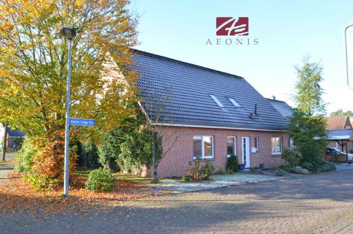 Schönes und großes Einfamilienhaus in ruhiger Lage Lüneburgs!