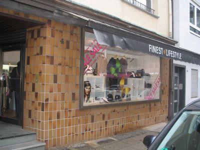 Essen Ladenlokale, Ladenflächen