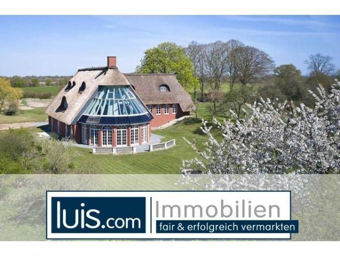 Autarkes Landhaus mit Schwimmbad in Alleinlage - PROVISIONSFREI - luis.com...
