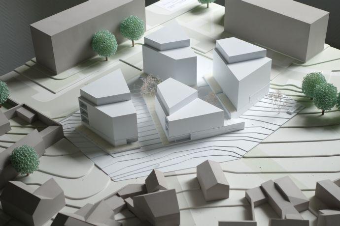 Wohnen am Kilianipark - Wohnprojekt für 28 Eigentumswohnungen in 4 Häusern,