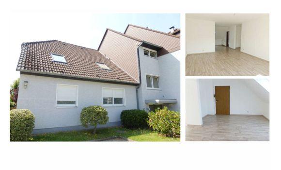 2-Zimmer-DG-Wohnung in Rautheim, mit neuer Küche, geräumig und ruhig gelegen