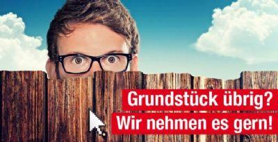 Suche Baugrundstücke im SOK (Neustadt und Umgebung)
