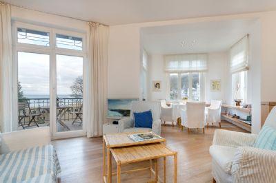 NEU IM ANGEBOT! Villa Stranddistel - Ferienwohnung Lachmöwe