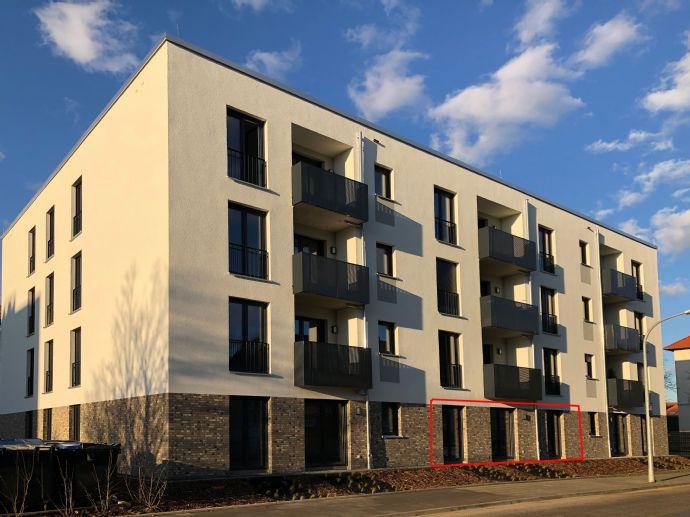 Neubau-Erstbezug: 3-Zimmer-Wohnung im Quartier Berliner Straße