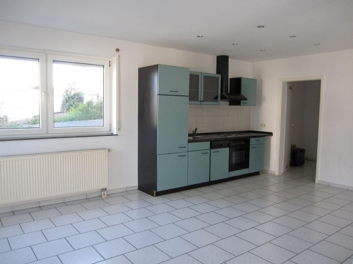 Schöne 4 Zimmer-Wohnung in Steinwenden