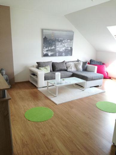 2-Zimmer-Wohnung in direkter Uni-Nähe - WG-geeignet