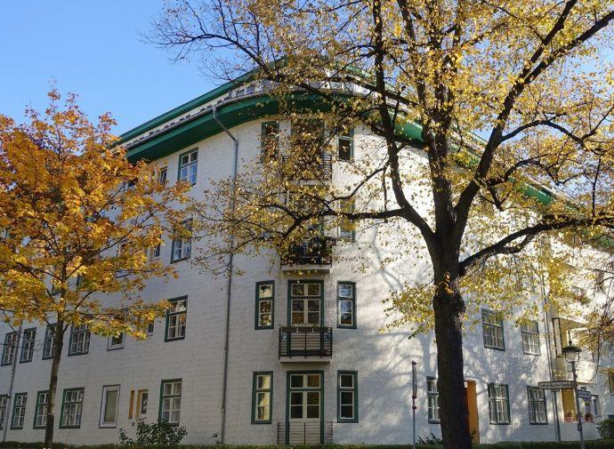 vermietete Altbauwohnung Nähe Lauenburger Platz