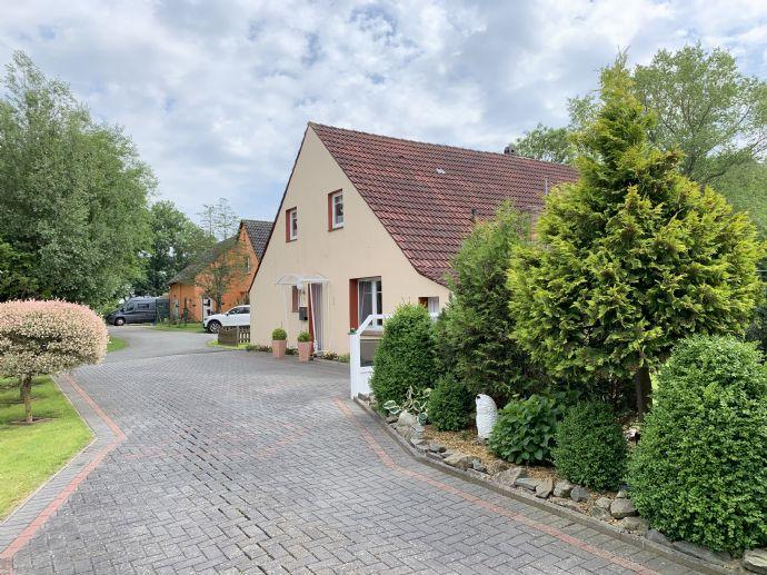 Gepflegtes Einfamilienhaus mit unverbautem Ausblick
